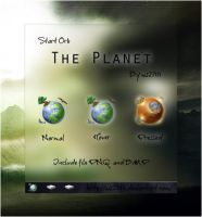 Start Orb The Planet by ws27th by ws27th