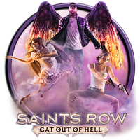 Saints Row Gat Out Of Hell by Alchemist10