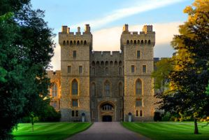 Windsor Castle by Lianne-Issa