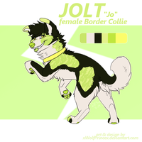 Jolt by xWolfPrincex