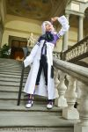 Stop me... If you can~ [Xerxes Break Cosplay] by Artemisia-Amore