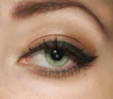Eye Makeup For Green Eyes by The-Cyclops