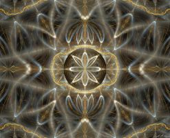 Fractal Tinsel by HBKerr