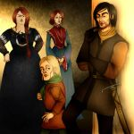 Game of Thrones - Tyrion V. by Hed-ush