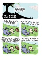 Clouds page 1 by Eyemelt