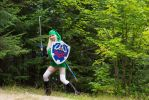 Link Cosplay part 1 by Ariane-Saint-Amour