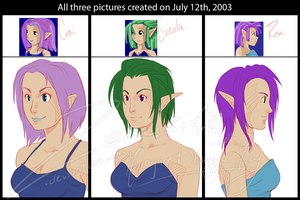 O - Reroll from 2003 by Zemiki