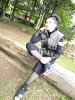 Me as Shikamaru 3 by MIUX-R