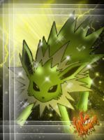 Shiny Jolteon by PokeHeart