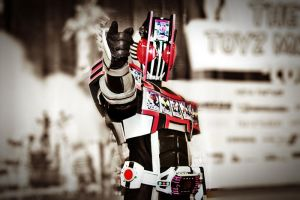 KAMEN RIDER DECADE COSPLAY by MoA07