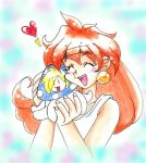 Lina and Gourry plushy by Zeras-art