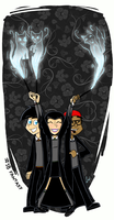 #18 - FANTASY- Cast A Spell by Leneeh