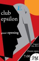 Club Epsilon by Dioxim