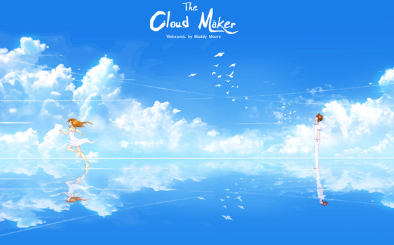 The Cloud Maker (Part 2) by LivingAliveCreator