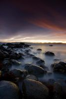 Taroona Seascape 262 by alexwise