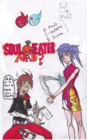 Soul Eater Mad? by dojopriest