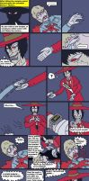 Hellsing bloopers 9-Lunch by fireheart1001