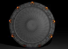 Stargate - Full Frontal View by user4574