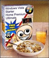 Cereal Windows by leandrorramos