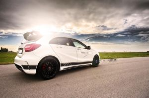 A45 AMG_10 by hellpics
