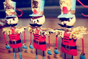 Nutcracker III by sarahchoa