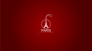 Paris logotype by Lukezz