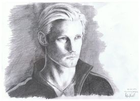 Eric Northman by AylaMorell