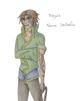 Art Trade: Trejus by EbonyClokk