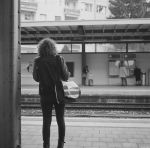 Alpha - Ilford - commuter by Picture-Bandit