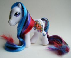 OOAK My Little Pony DDC2 by eponyart