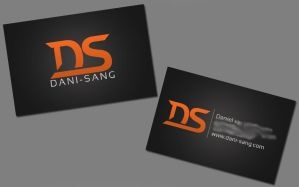 DaniSang Business Card v0.95 by Dani-Sang