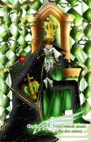 the king by kntfan010