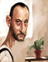 Leon the Professional by DevonneAmos