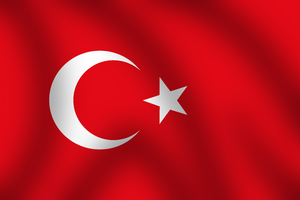 Turkish Flag by h2okerim