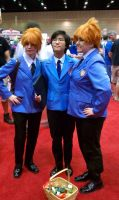 Megacon Ouran by zenturtle651692