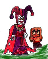 Jestro the Evil Jester by SonicClone