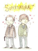 best ultimate SPN fanart ever by moosekleenex