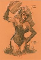 Poison Ivy ECCC 2016 by TerryDodson