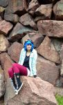 Ramona Flowers by throw-a-dice