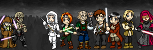 KOTOR 2 Bookmark by AmayaMarieSuta