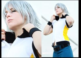 Riku - Porcelain Hearts by NanjoKoji
