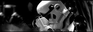Stormtrooper by dallon113