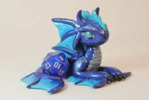 Elemental Water Dragon by ShaidySkyDesign