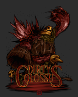 Dirty Colossus by Ininko