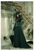 Madame Morte ID by Ykara-Stock