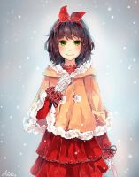 White Christmas by Annabel-m
