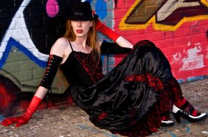 Gothic Fashion III by DundeePhotographics