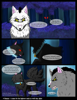 Wolf Song page 19 by ShroudofShadows