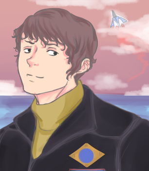 Amuro Ray by The-Man-Called-G