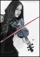 Sweet Melody by iSaBeL-MR